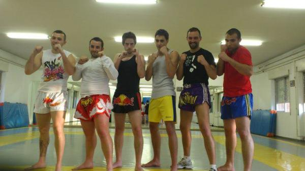 UAM Kickboxing Team